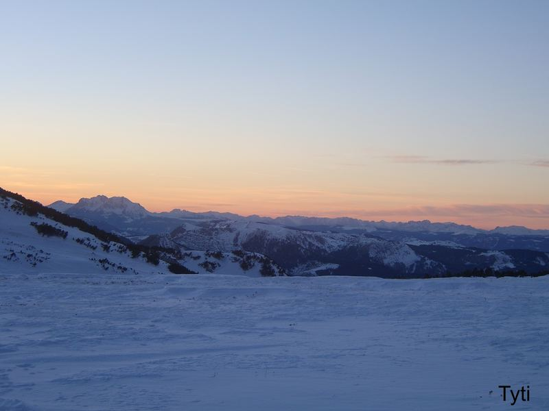 Rugova mountain