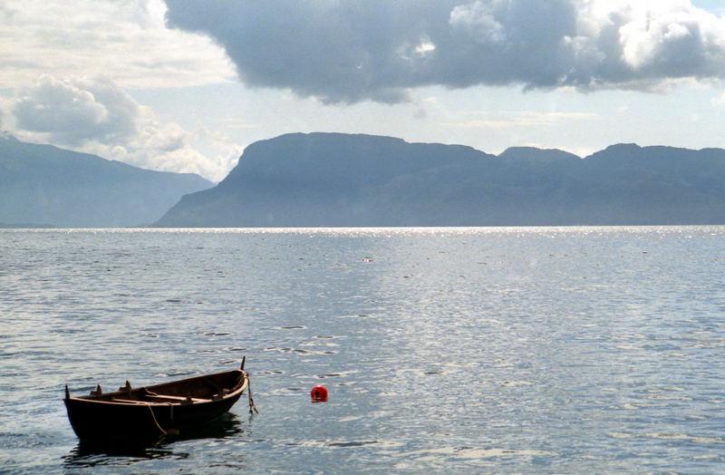 Ruhe am Hardanger Fjord