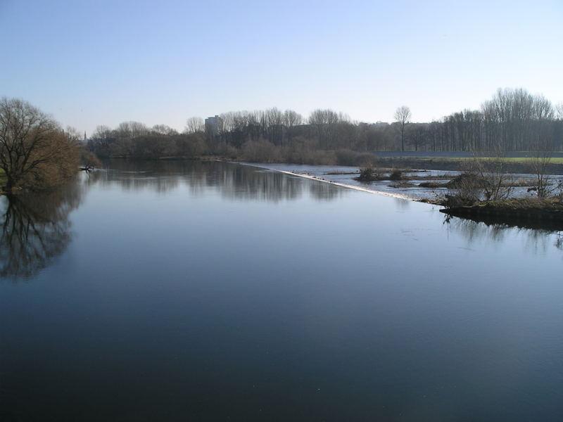 Ruhe an der Ruhr