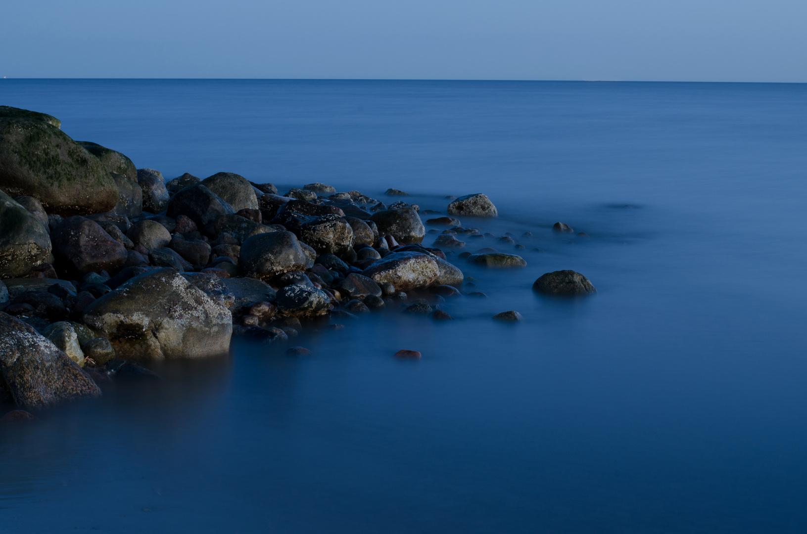 Ruhe des Ozeans