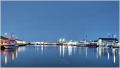 Ruhe im Hafen von Skagen