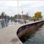 ... Ruhe im Segelhafen ...