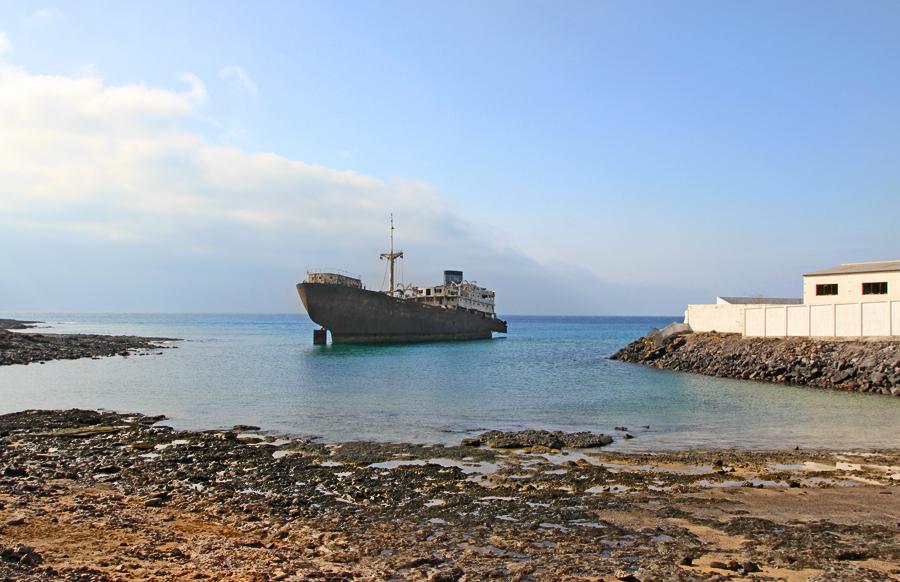 Ruhe in Frieden - Lanzarote