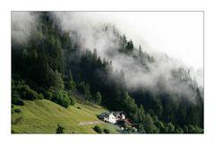 Ruhe in Tirol...