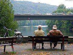 Ruhestand - aber im Sitzen