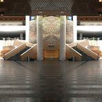 Ruhetag am Spiegeltag und architektonische Erweiterung