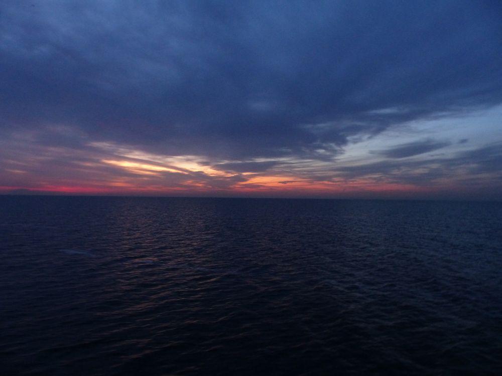 Ruhig liegt das Ijesselmeer:-))