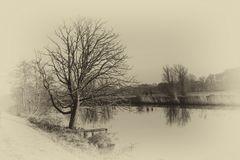 ruhige Landschaft