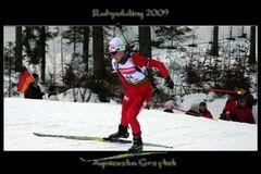 Ruhpolding 2009 - Agnieszka Grzybek
