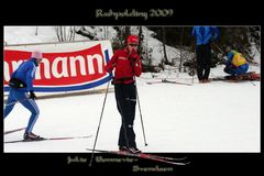 Ruhpolding 2009 - Julie Bonnevie-Svendsen