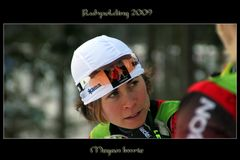 Ruhpolding 2009 - Megan Imrie