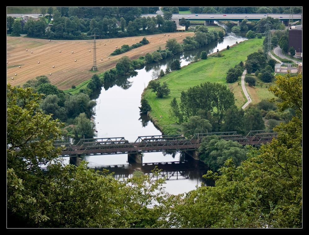 Ruhr und Lenne...