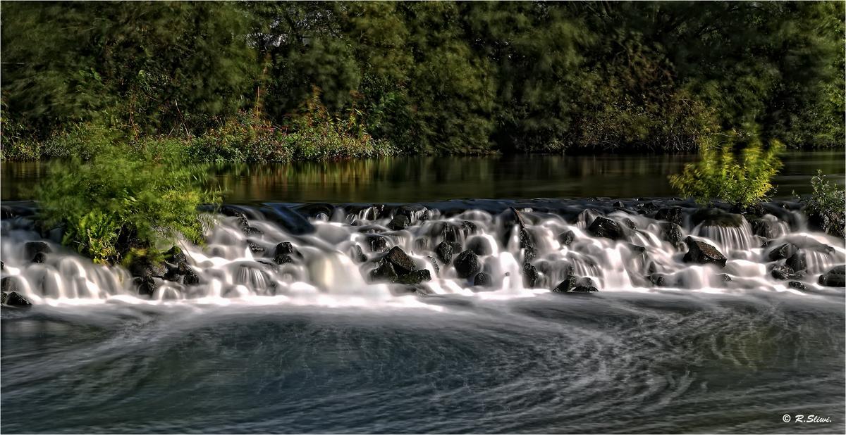 Ruhr Wasserfall