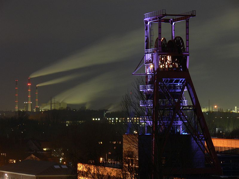Ruhrgebiet / Nordstern 1