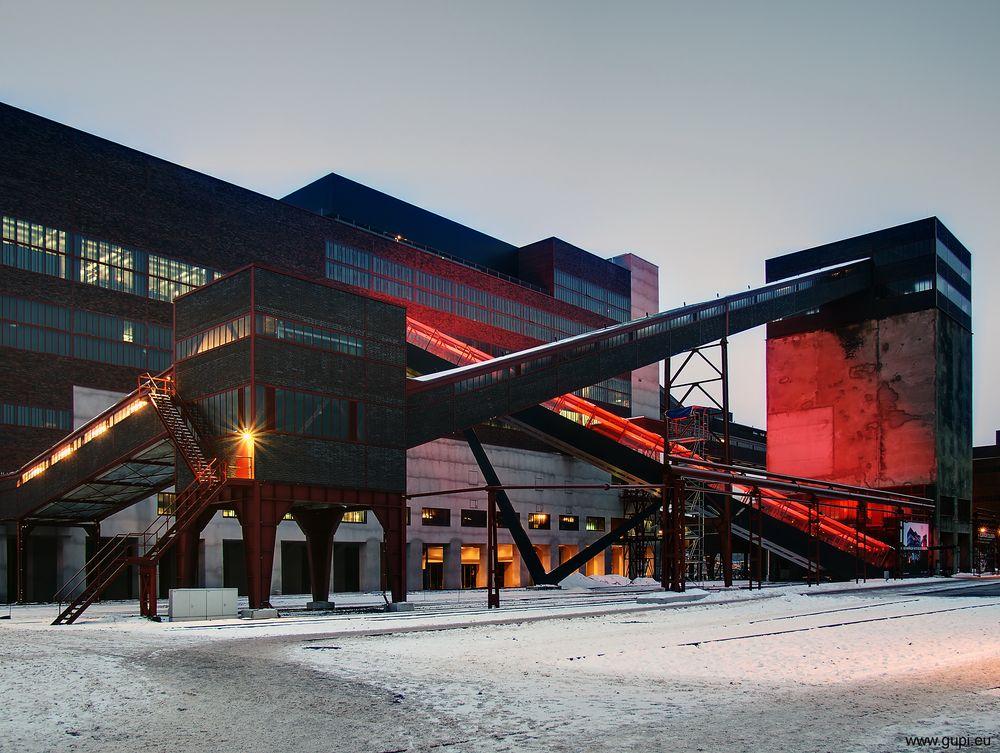 Ruhrmuseum - Kohlenwäsche Zollverein