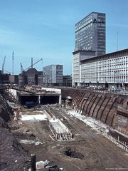 Ruhrschnellweg-Tunnel 1964