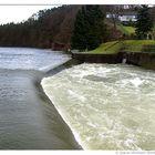 Ruhrstausee in der Eifel