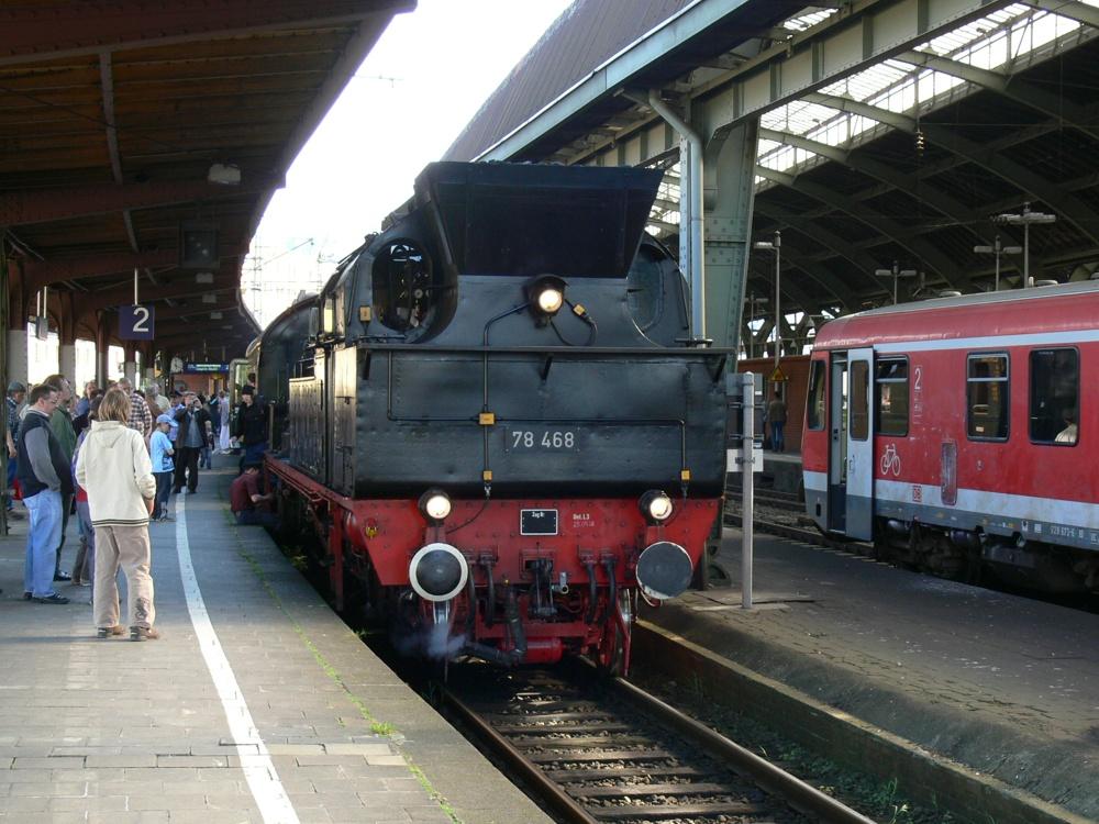 Ruhrtalbahn-Stationstag in Hagen