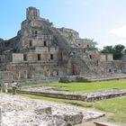 Ruinas de Edna, Campeche, México