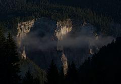 Ruinaulta... das Wahrzeichen der Rheinschlucht