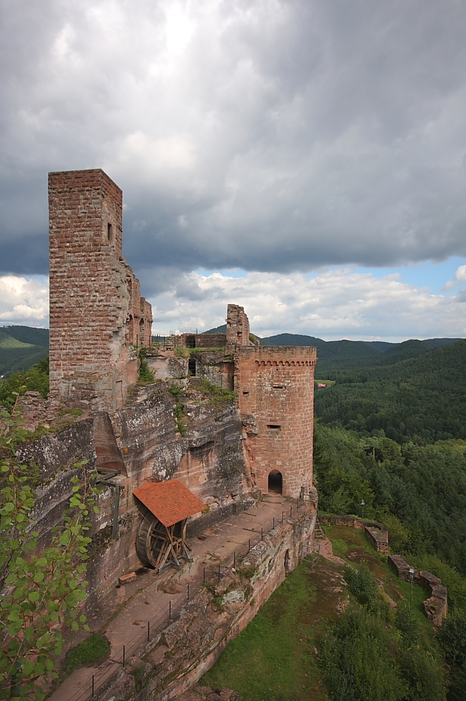 Ruine Altdahn