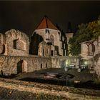 Ruine des Goldenen Saales von Schloss Mittelort