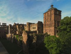 Ruine Heidelberg