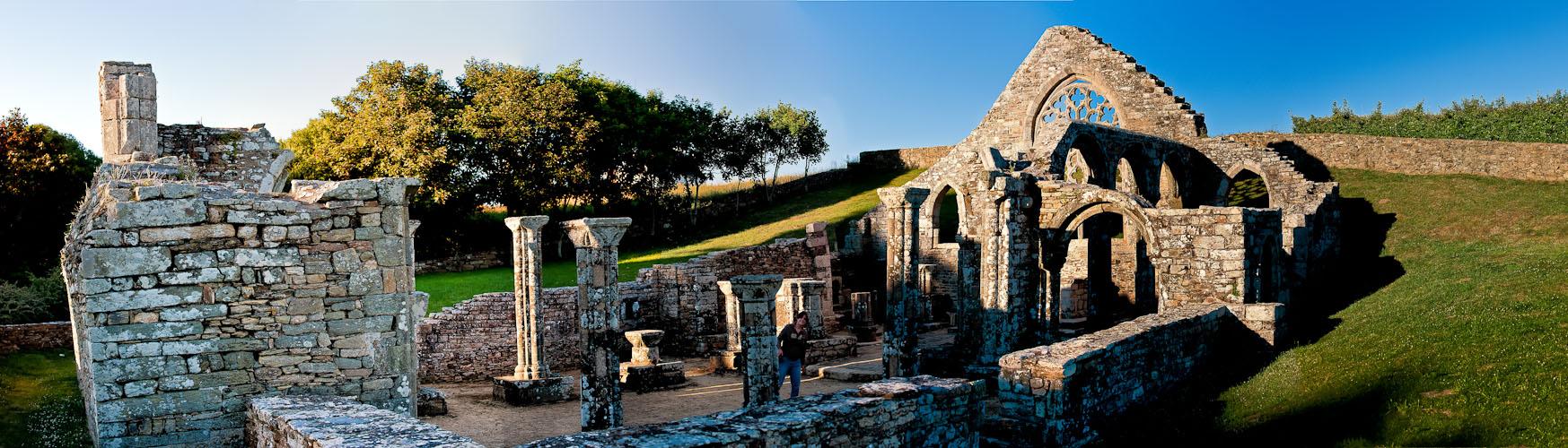 Ruine in Finistere