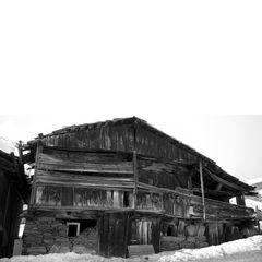 Ruine in Rein in Taufers, Südtirol