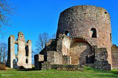 Ruine Krukenburg, Bad Karlshafen