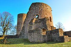 Ruine Krukenburg, Bad Karlshafen III
