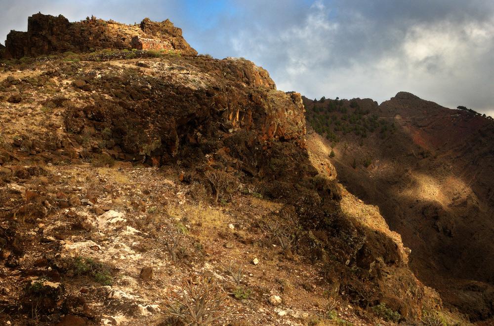 Ruine, La Merica, La Gomera