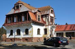 Ruine mit Flair, Westböhmen