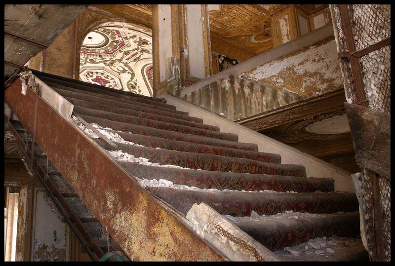 Ruinen des Reichtums II