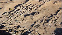 Ruinenfeld des Tempels des Gottes Amun..................