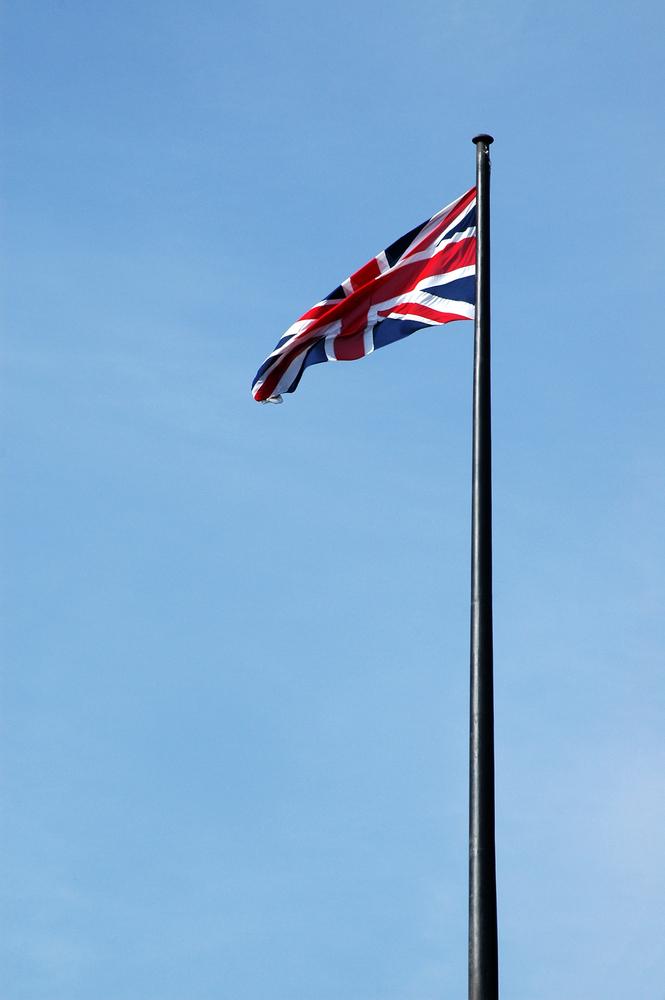Rule Britannia....