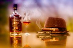Rum + Zigarre