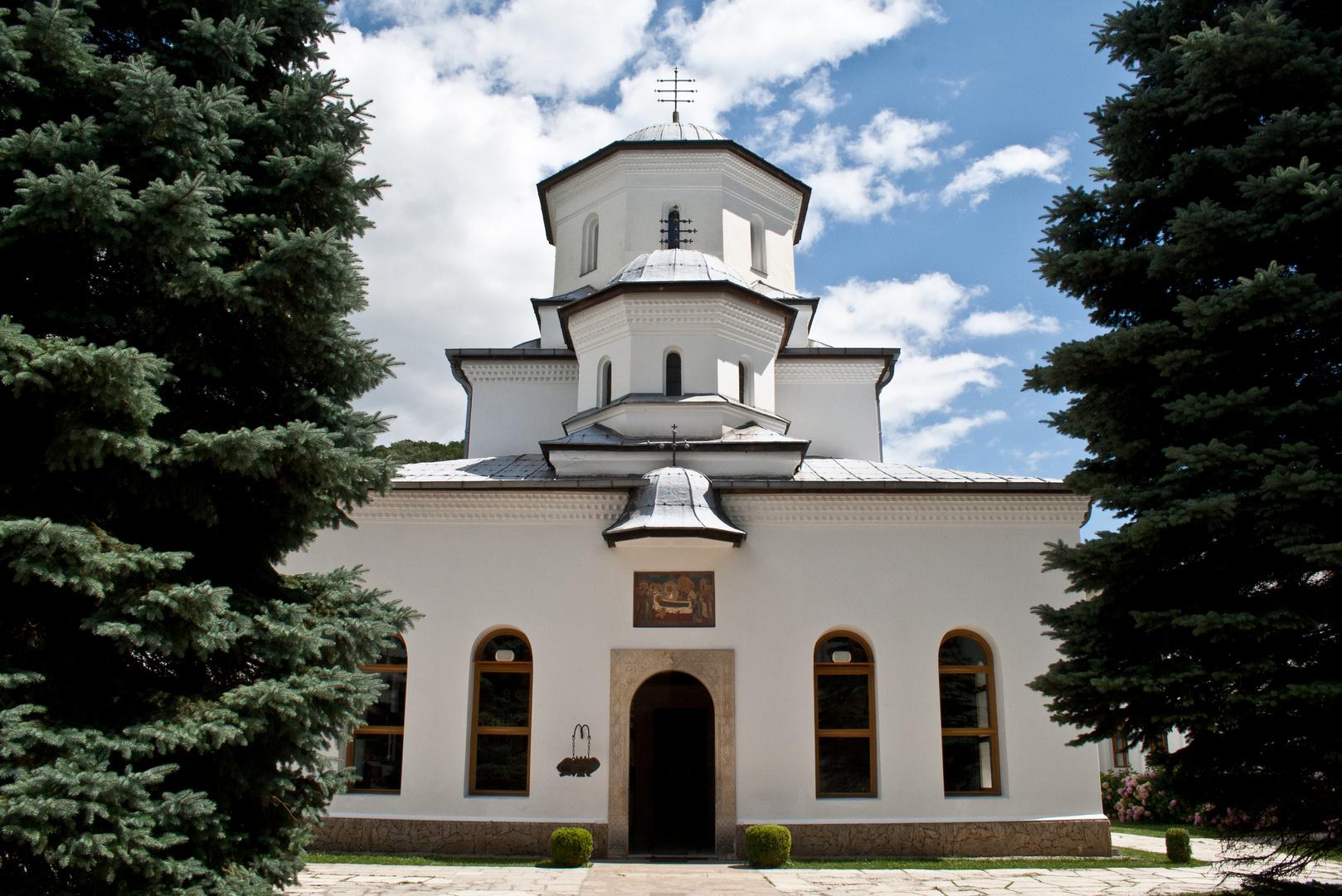 Rumänienrundreise 11 - Kloster Tismana