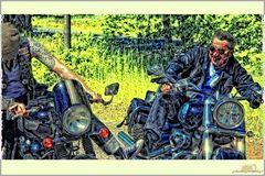 Rumble on the Bike