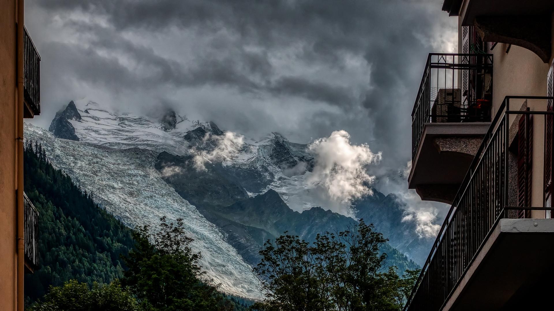 ... rund um Chamonix