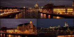Rund um die Moskwa   (Bild 2 meiner Triologie).......#12..2327#27/50