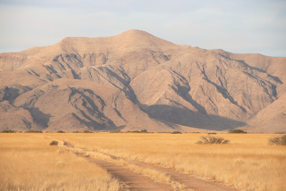 Rund um die Namib