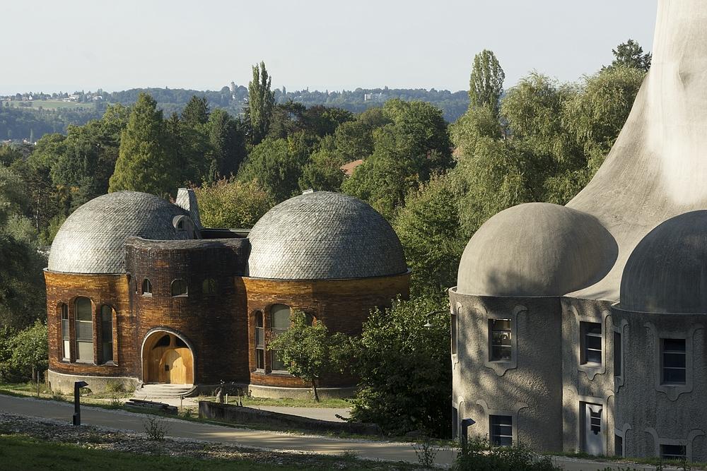 Rund ums Goetheanum