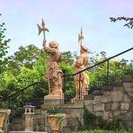 Rund um`s Schloss Babelsberg