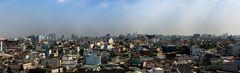 Rundblick auf Saigon