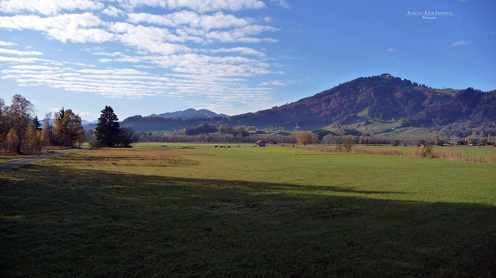 """Rundblick bei Burgberg im Allgäu 5"""