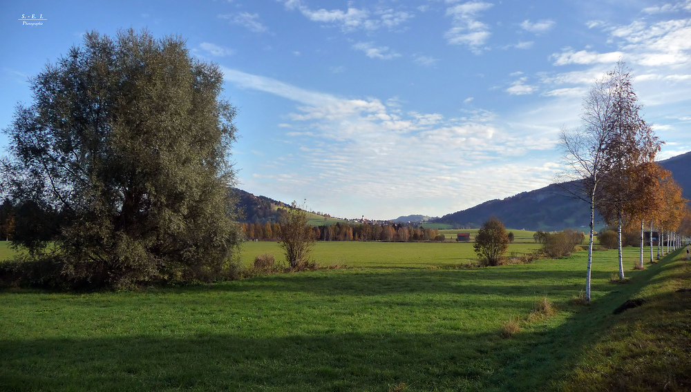 """Rundblick bei Burgberg im Allgäu 7 Serien-Ende"""