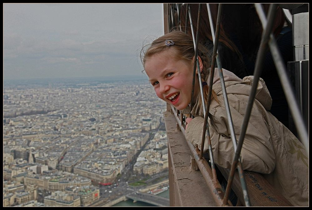 Rundblick über Paris