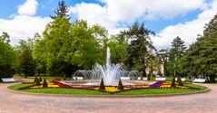 Rundbrunnen Albertpark