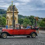 Rundfahrt durch Prag Altstadt